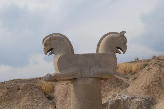 The Homa at Persepolis, Iran