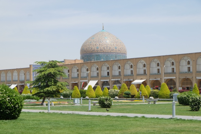 Lady Mosque, Maydan-e Imam Square, Isfahan