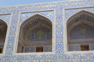 Ceramics, Masjed e Imam Mosque, Isfahan