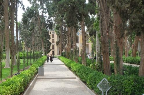Fin Gardens, Kashan, Iran