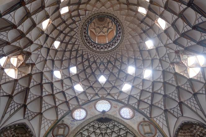Merchants House, Kashan, Iran
