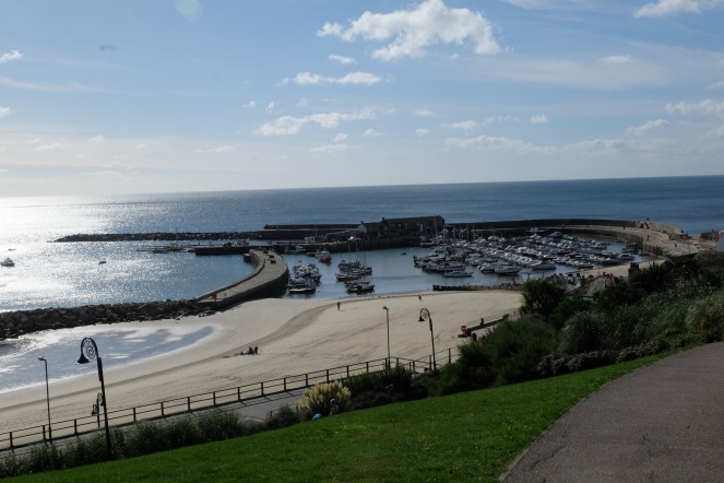 Lyme Regis with the Cobb, Dorset